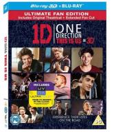 One Direction [Blu-ray 3D/2D] This Is Us [2013] PL