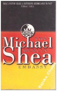 The Berlin Embassy Michael Shea NOWA  po angielsku