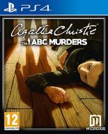 AGATHA CHRISTIE THE ABC MURDERS PL NOWA PS4 IMPULS