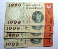 1000 zł Kopernik 1965 ser.A - OKAZJA