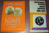 KATALOG MONET POLSKICH FISHER 2006 + ILUSTROWANY