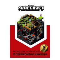 MINECRAFT Podręcznik użytkowania czerwonego książk