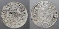 1746. LEOPOLD I HABSBURG DENAR 1687