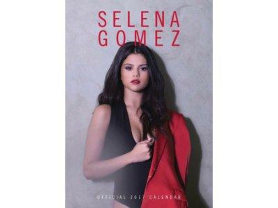 Selena Gomez - oficjalny kalendarz 2017