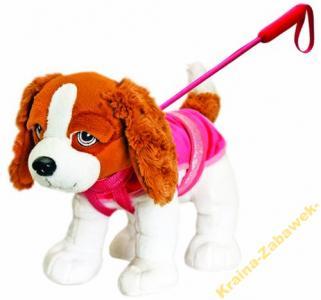 Keel Toys Piesek Chihuahua Pluszowy Na Smyczy 3316585671 Oficjalne Archiwum Allegro