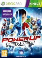 KINECT POWERUP HEROES XBOX 360 CYRKLAND