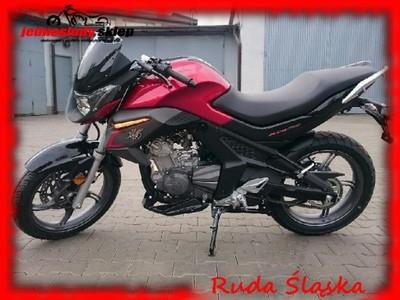Junak Rs125 Pro Czerwony Nowka Raty Transport 0zl 6371124134 Oficjalne Archiwum Allegro