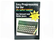 książka EASY PROGRAMMING FOR THE ZX SPECTRUM