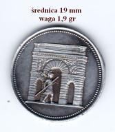 ŻETON - FRANCJA