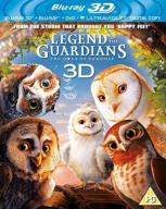Legend of the Guardians [Blu-ray 3D + Blu-ray] [Re