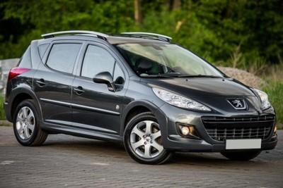 Peugeot 207sw 1 6hdi Outdor Panorama Skora Alu Pdc 6838672582 Oficjalne Archiwum Allegro