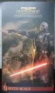 Sideshow / Hot Toys Star Wars TOR Darth Malgus