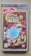 Naruto Ultimate Ninja Heroes 2 PSP 3xA