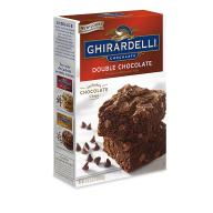 GHIRARDELLI czekoladowe Brownie ciasto w proszku