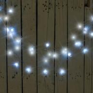 LAMPKI LED 20 SZTUK ZIMNE BIAŁE NA BATERIE NOWE