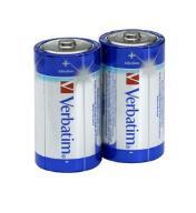 VERBATIM Bateria Alkaliczna LR14(C)(2szt. blister)