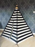 namiot tipi + mata 110/110 /155 pomysł na prezent