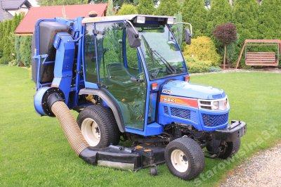 traktorek ISEKI TM 3200 diesel KOSIARKA traktor