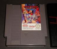 Chip'n Dale Rescue Rangers Nintendo NES + Etui