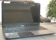 TOSHIBA C855 - Intel i3 Radeon 500GB - Kompletny