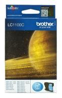 Tusz Brother niebieski LC1100C=LC-1100C, 325 str.