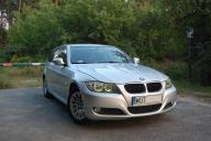 BMW 318d, 143KM, bezwyp., lift, oryg. przebieg