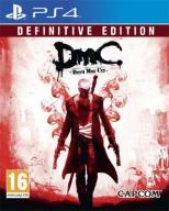 DmC Devil May Cry Definitive Edition PS4 14 dni