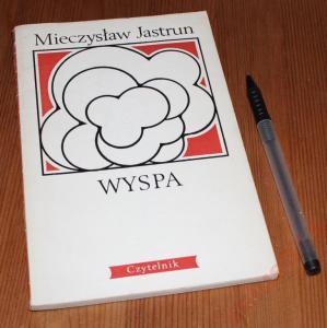 Wyspa M Jastrun Poezje Wiersze Opis 3067655851