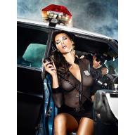Przebranie policjantka - Baci Undercover Cop Set S