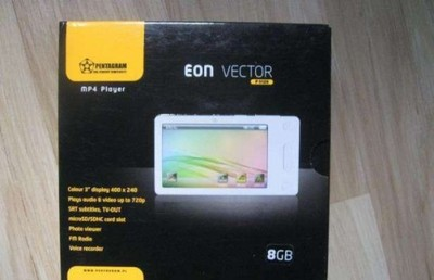 Mp4 Pentagram Eon Vector P 5120 8 Gb Karta 6807370742