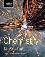 Rhodri Thomas WJEC Chemistry for A2 Student Book
