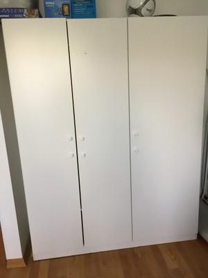 Szafa Ikea Dombas Bardzo Dobry Stan 6907443502 Oficjalne