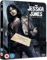 Jessica Jones: Season 1  Steelbook 4Blu-Ray