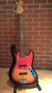 Fender Jazz Bass JB-62-75 Japan (set Fender USA)