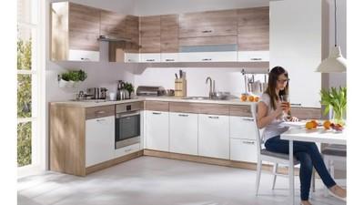 Econo Kuchnia Modułowa Meble Kuchenne W Połysku 6825047627
