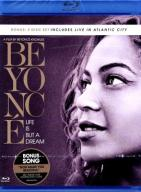 BEYONCE Life Is But A Dream 2BLU-RAY Tanio FOLIA
