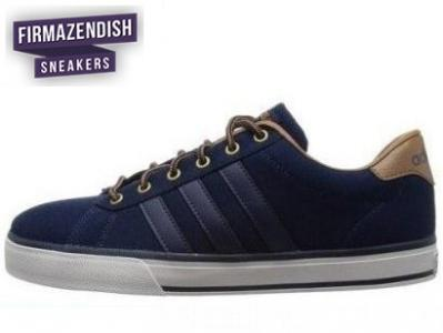 best sneakers cd062 bf570 ... coupon for buty adidas neo daily granatowe f97755 r.41 45 18c5c 8e57c