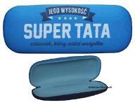 Etui na okulary ROYAL - 'SUPER TATA ...' - GDYNIA