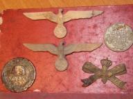 Wykopki strychowe medal,odznaczenie.