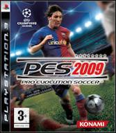 Pro Evolution Soccer 2009_ PES 2009_BDB_PS3 Lublin