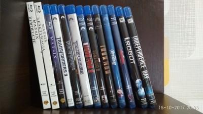 Zestaw Filmów Blu-Ray