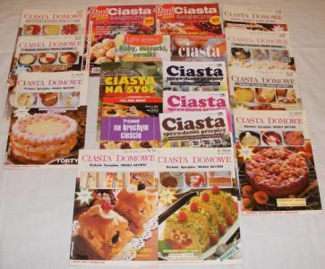 9x Ciasta Domowe Wydanie Specjalne Mojej Kuchnigr