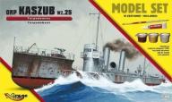 """Okręt Torpedowy ORP """"KASZUB"""""""
