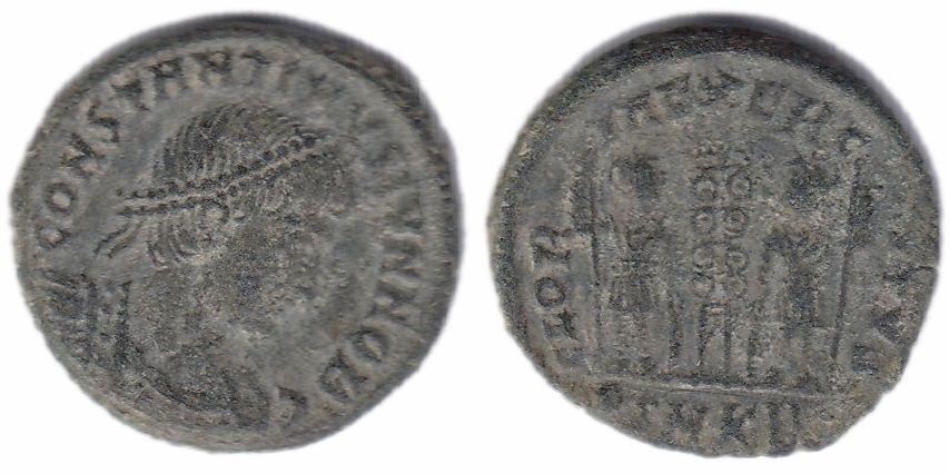 124(11) - Rzym,Constantinus