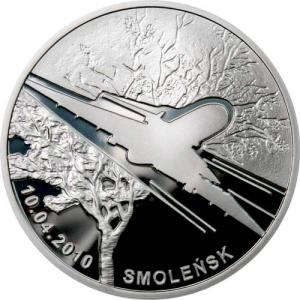 1669. 20zł 2011, Smoleńsk, st.L