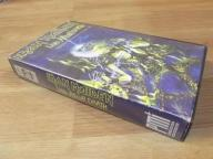 IRON MAIDEN LIVE AFTER DEATH  VHS MAGNETOWID !!