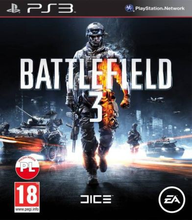 Battlefield 3 PL (używana) sklepGAMER.pl