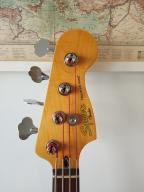 Squier Classic Vibe Precison Bass 60's