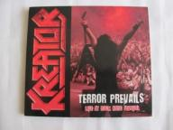 KREATOR - TERROR PREVAILS - LIVE AT ROCK HARD 2010