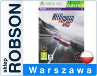 NEED FOR SPEED RIVALS XBOX 360 KINECT PO POLSKU